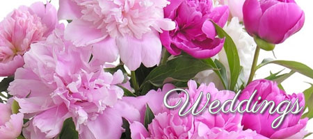 Leamington Spa wedding flowers